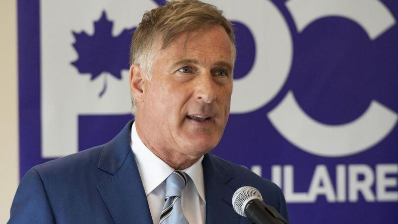 People's Party of Canada Polls: PPC is surging and could TRIPLE vote share to greater than 5%