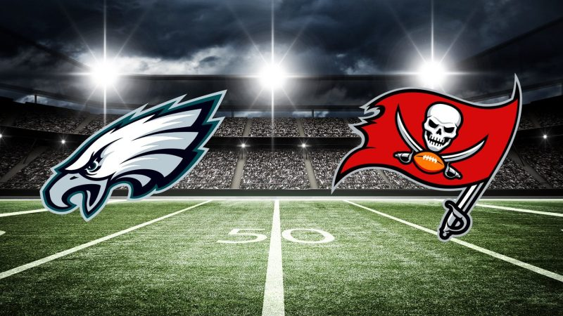 Buccaneers vs Eagles Prediction and Odds
