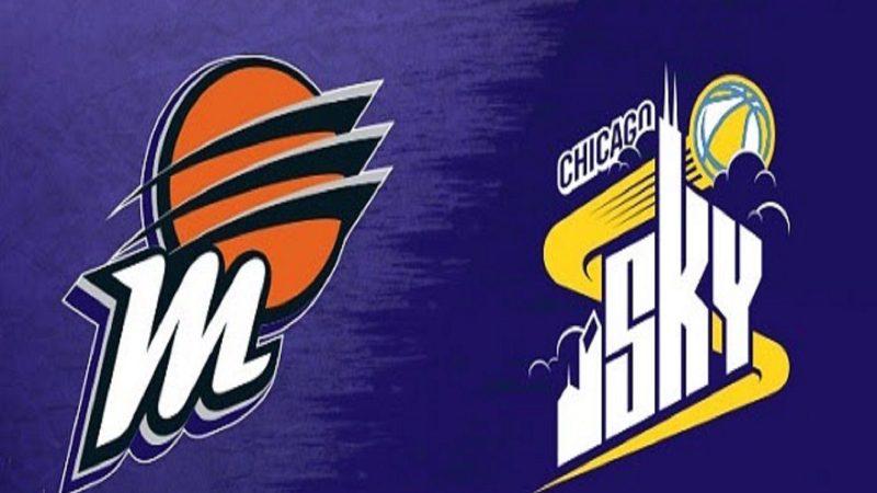 Phoenix Mercury vs Chicago Sky Prediction and Betting Odds