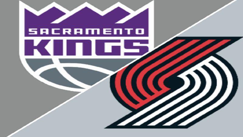 Sacramento Kings vs Portland Trail Blazers odds and Prediction