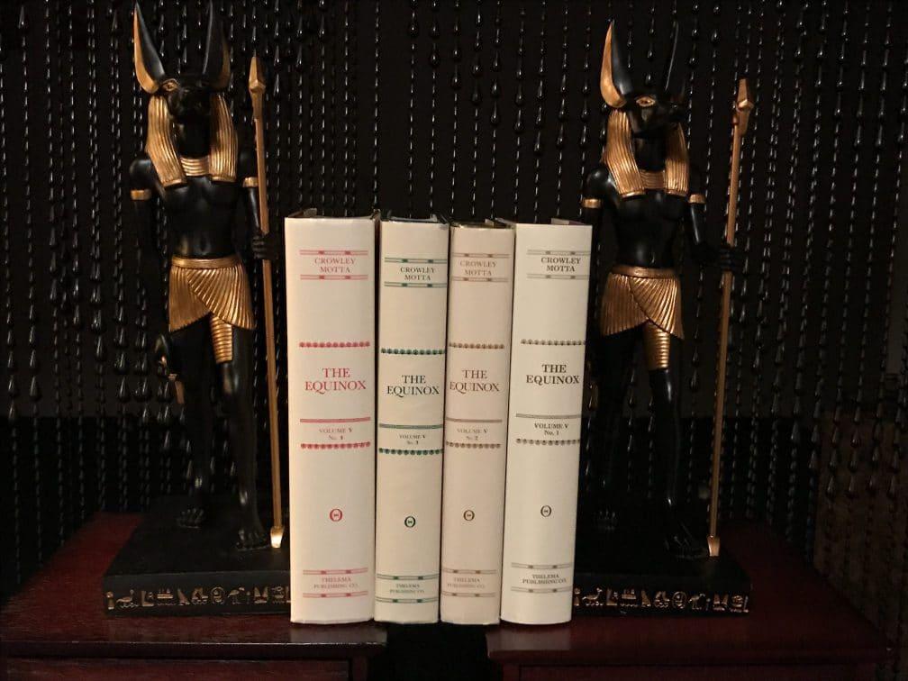 The Equinox Volume Five Crowley Marcelo Motta William Barden