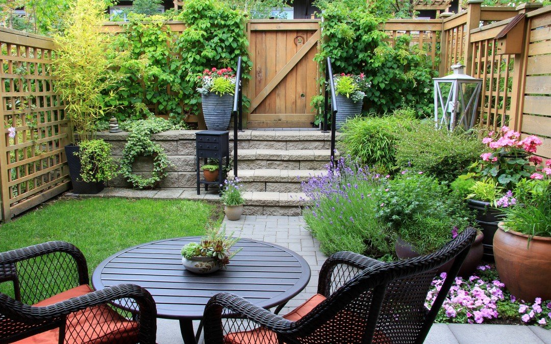 5 Landscaping Ideas For Small Backyards Crowley Landscape