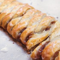 Cinnamon Butter Braid