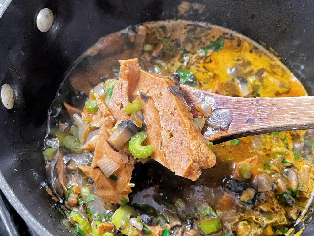 Vegan Birria Stew
