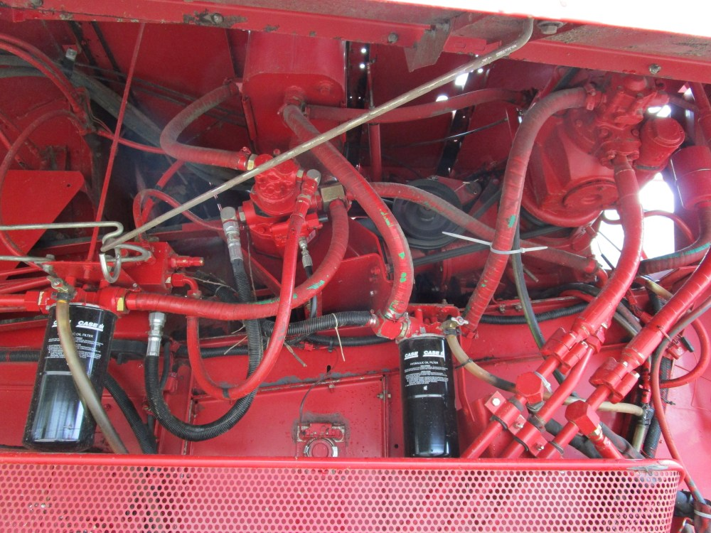 medium resolution of used case ih 2188 combine crown power equipment