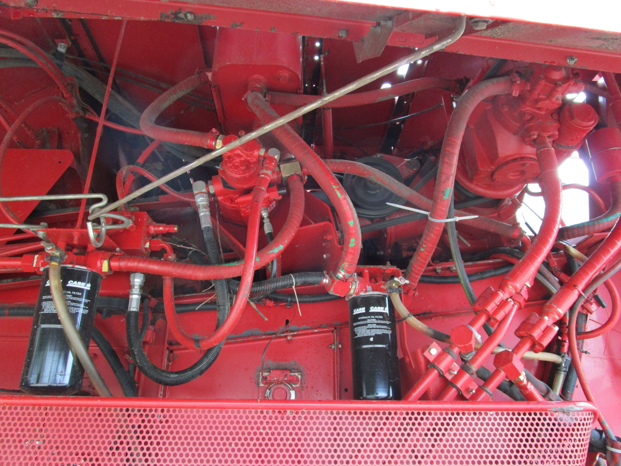 hight resolution of used case ih 2188 combine crown power equipment