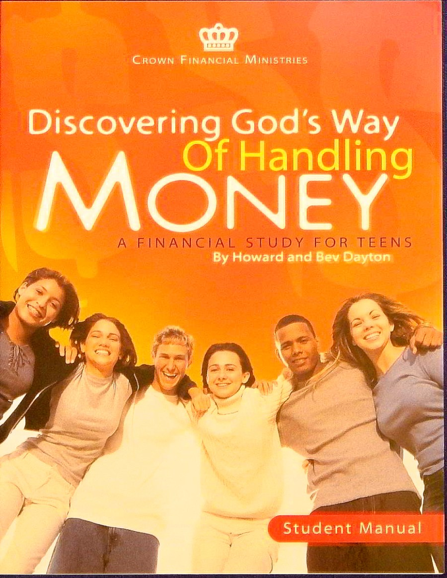 Discovering God's way of handling money for teens