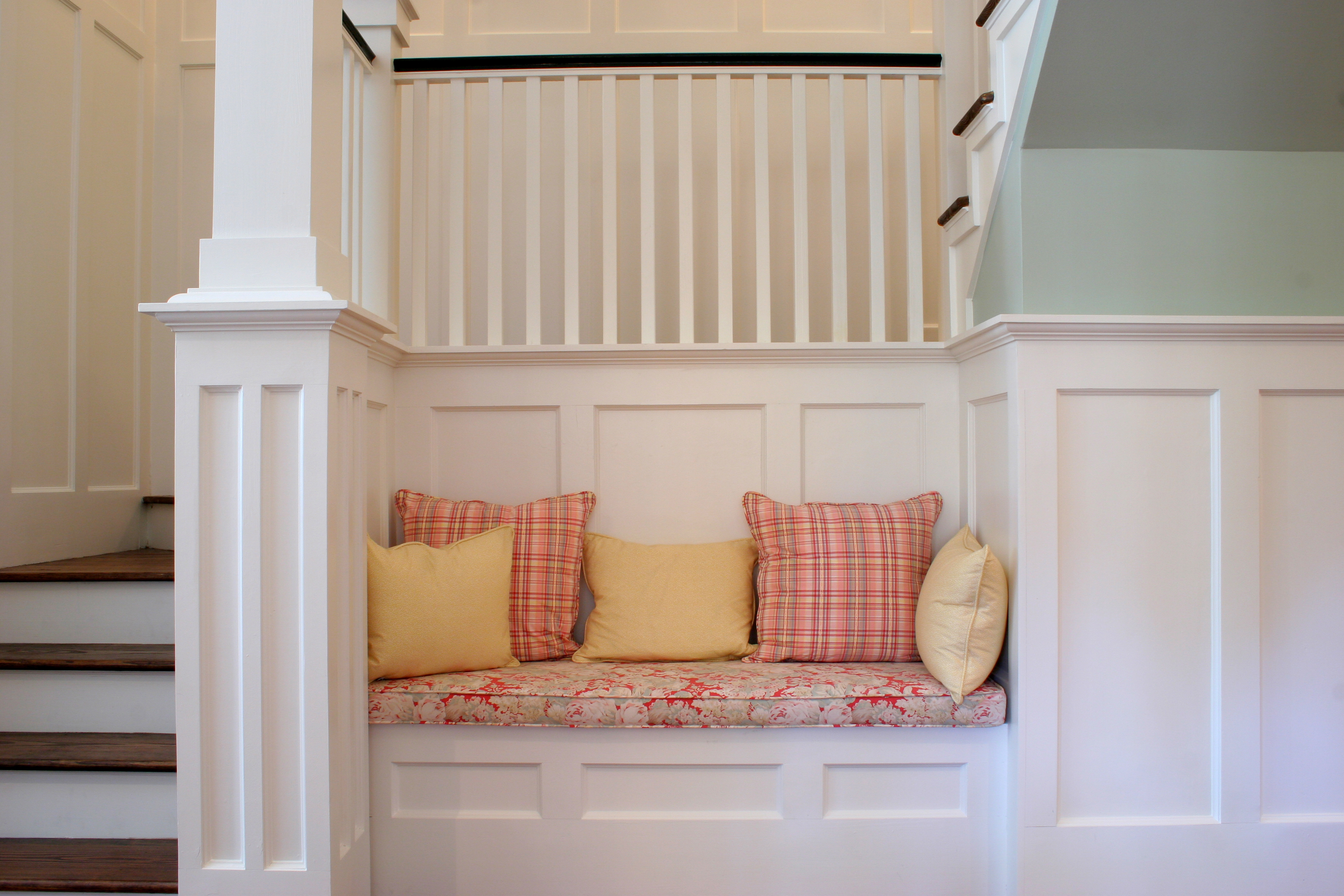 Chair Rail Wainscotting And Beadboard Crown And Trim By Design