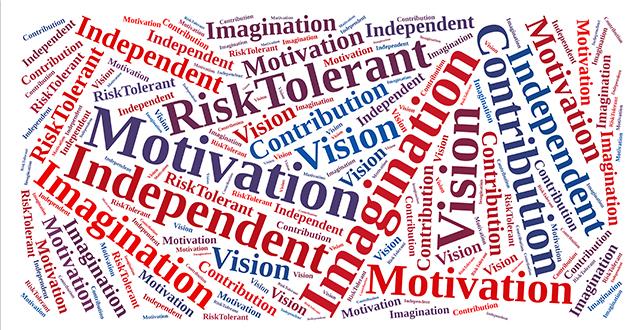 نتيجة بحث الصور عن qualities personality of Entrepreneurship