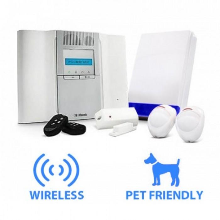 Wireless Security System Visonic