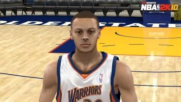 Stephen Curry NBA 2K