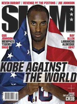 Most Iconic SLAM Magazine Covers