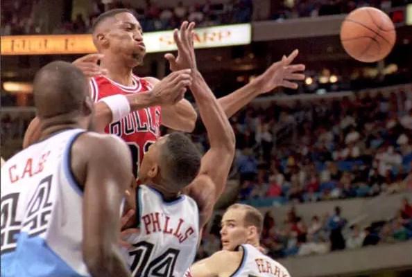 Scottie Pippen vs. Kawhi Leonard