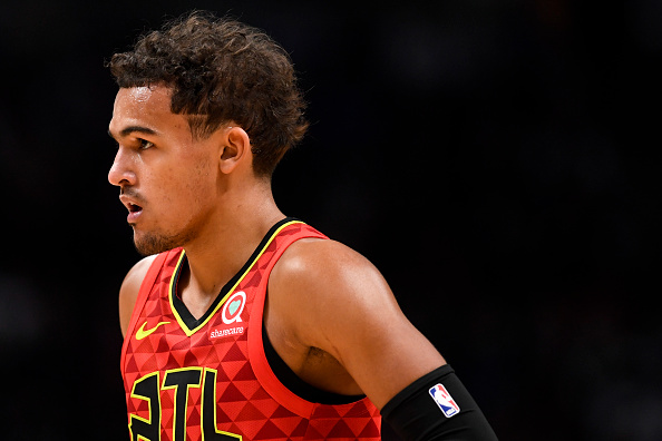 Trae Young's 10 Best Games