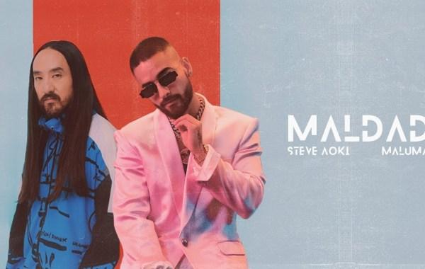 Steve Aoki & MALUMA – Maldad Lyrics