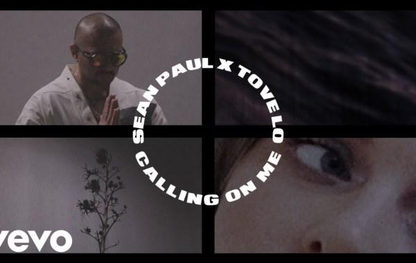 Sean Paul, Tove Lo - Calling On Me lyrics