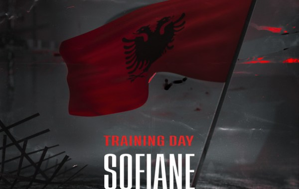 Sofiane – Training Day Lyrics