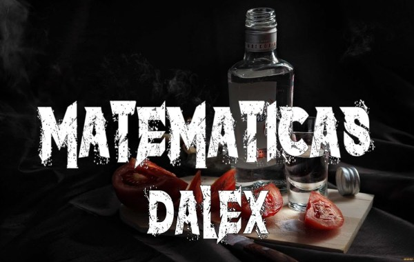 Dalex - Matemáticas Lyrics