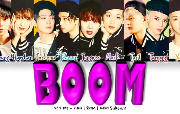 NCT 127 – 꿈 (Boom) Lyrics