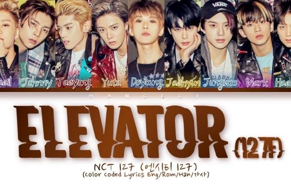 NCT 127 – Elevator (127F) Lyrics