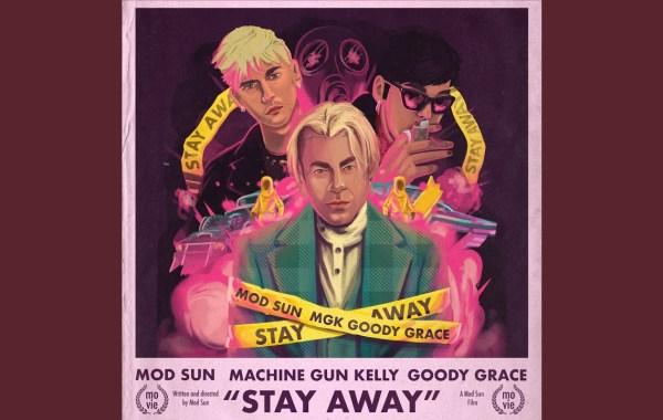 MOD SUN - Stay Away lyrics