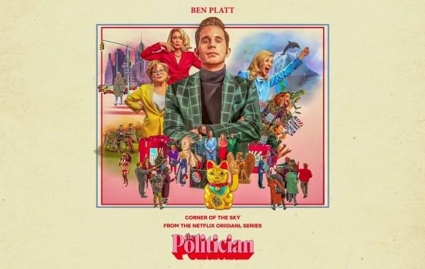 Ben Platt – Corner of the Sky lyrics