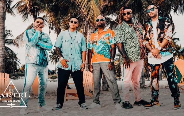 Play-N-Skillz, Daddy Yankee & Zion & Lennox - Bésame lyrics