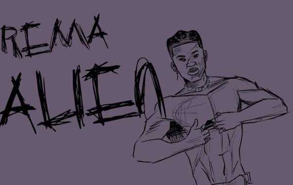 Rema - Alien lyrics