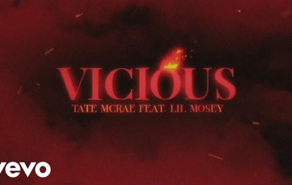 Tate McRae – VICIOUS lyrics