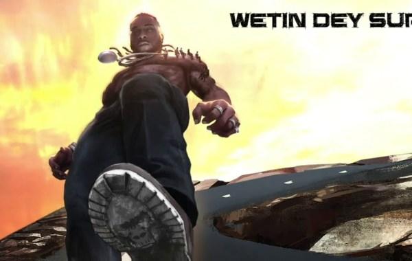 Burna Boy - Wettin Dey Sup lyrics