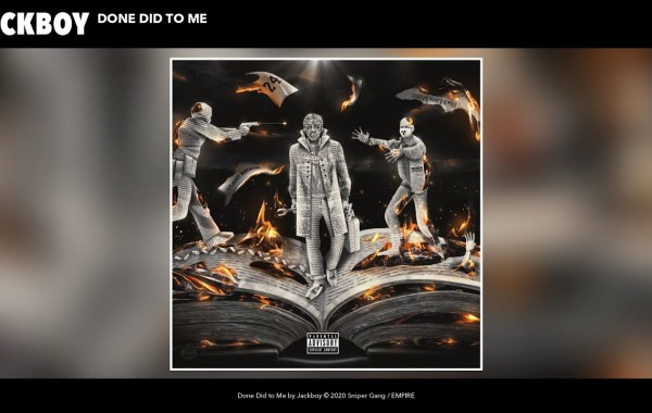 Jackboy - Done Did to Me lyrics