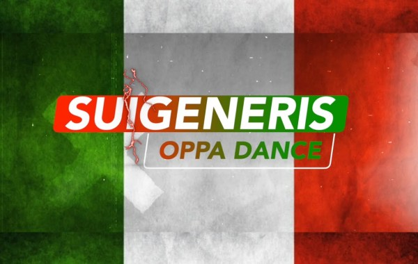 Suigeneris - Oppa Dance lyrics