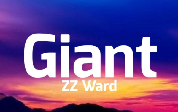 ZZ Ward - Giant lyrics
