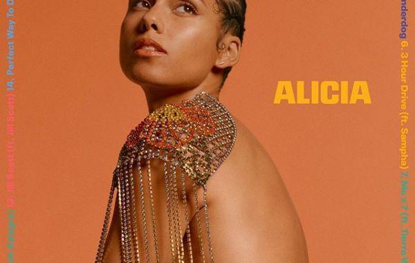 Alicia Keys - Show Me Love lyrics