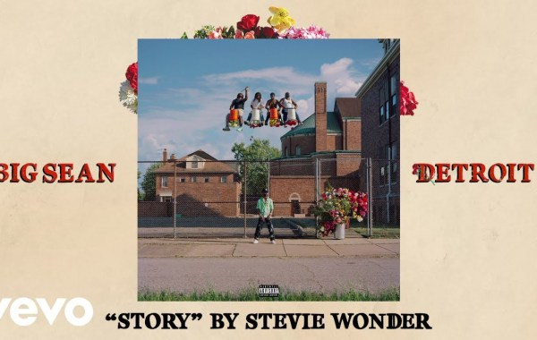 Big Sean - Story by Stevie Wonder lyrics