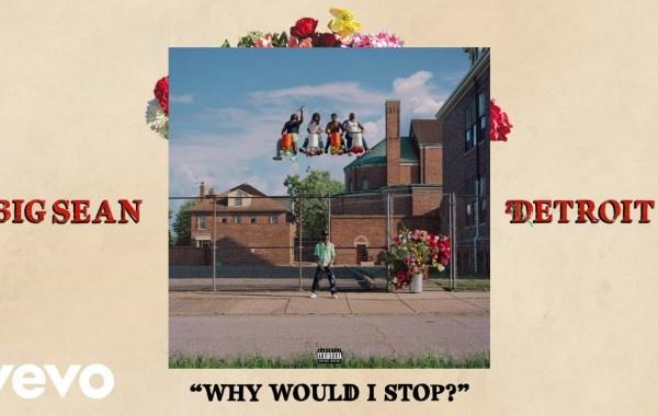 Big Sean - Why Would I Stop? lyrics