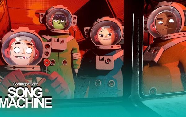 Gorillaz - Strange Timez lyrics