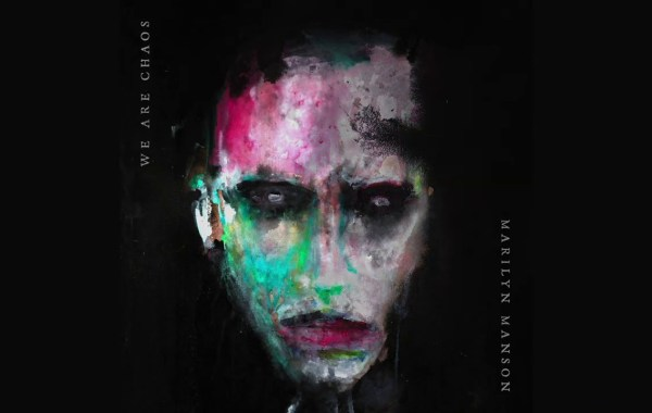 Marilyn Manson - HALFWAY & ONE STEP FORWARD lyrics