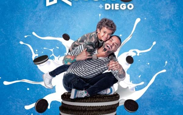 Nacho & Diego - Oreo lyrics