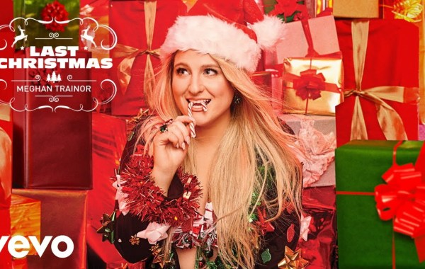 Meghan Trainor - Last Christmas lyrics