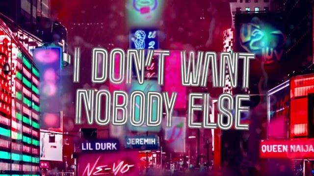 Ne Yo U 2 Luv Remix Lyrics Crownlyric Com Nobody this is the remix i don't want nobody turn up the remix. ne yo u 2 luv remix lyrics