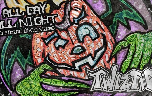 Twiztid - All Day All Night lyrics