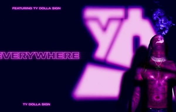 Ty Dolla $ign - Everywhere lyrics