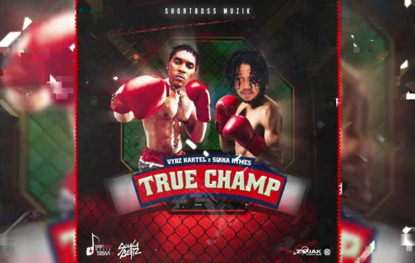 Vybz Kartel & Sikka Rymes - True Champ lyrics