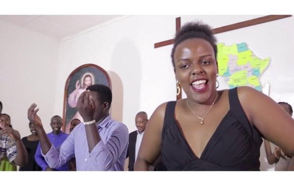 EMMY PRO Ft CATHOLIC ALL STARS - Ni Wowe Rutare Rwanjye Lyrics