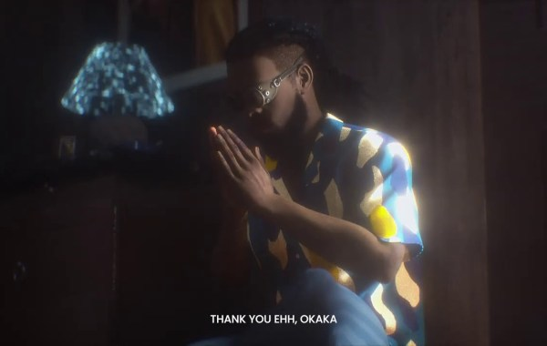 TIMAYA - Okaka Lyrics