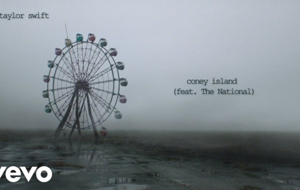 Taylor Swift ft. The National - coney island Lyrics