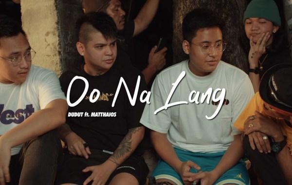 Dudut - Oo Na Lang Lyrics