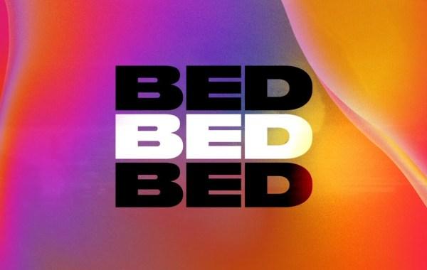Joel Corry - BED Lyrics