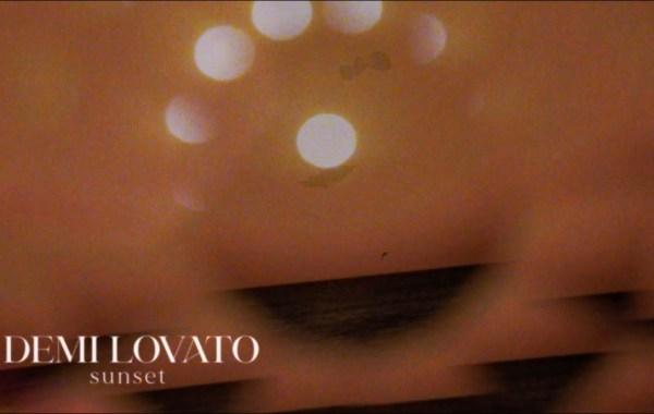 Demi Lovato - Sunset Lyrics
